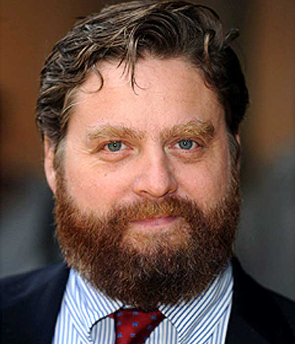 Zachary Knight Galifianakis